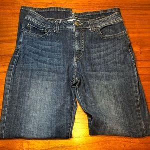 Lee slender secret lower on the waist bootcut